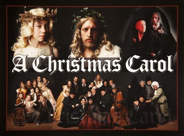 Hale Centre Theatre's 2005 A Christmas Carol Cast