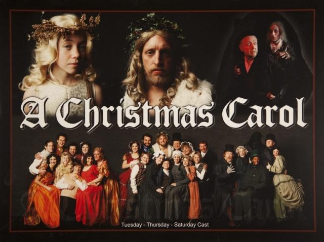 Hale Centre Theatre's 2006 A Christmas Carol Cast