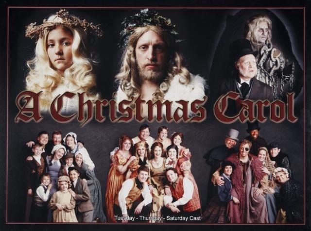 Hale Centre Theatre's 2007 A Christmas Carol Cast