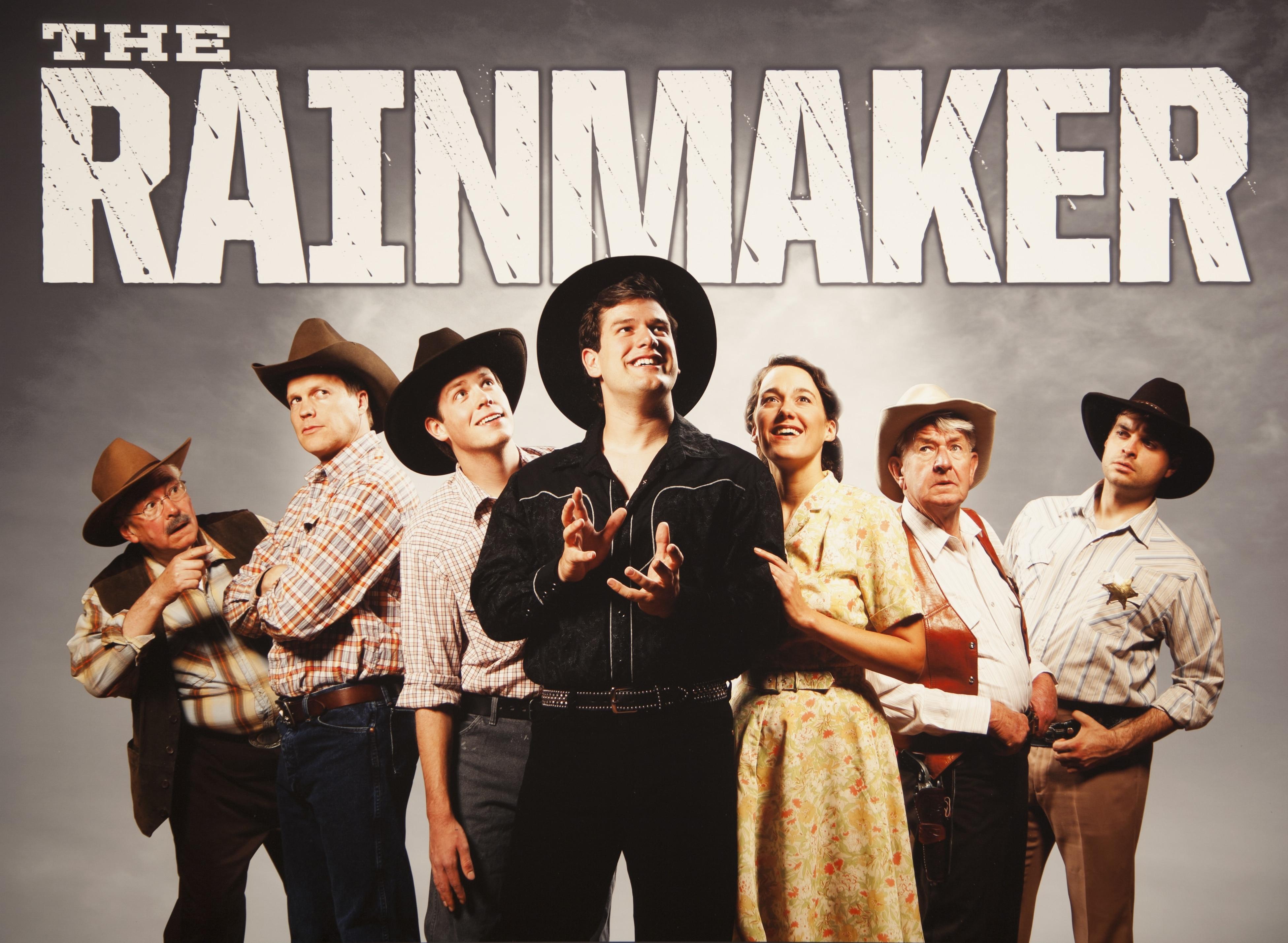 Hale Centre Theatre's 2007 Rainmaker Cast