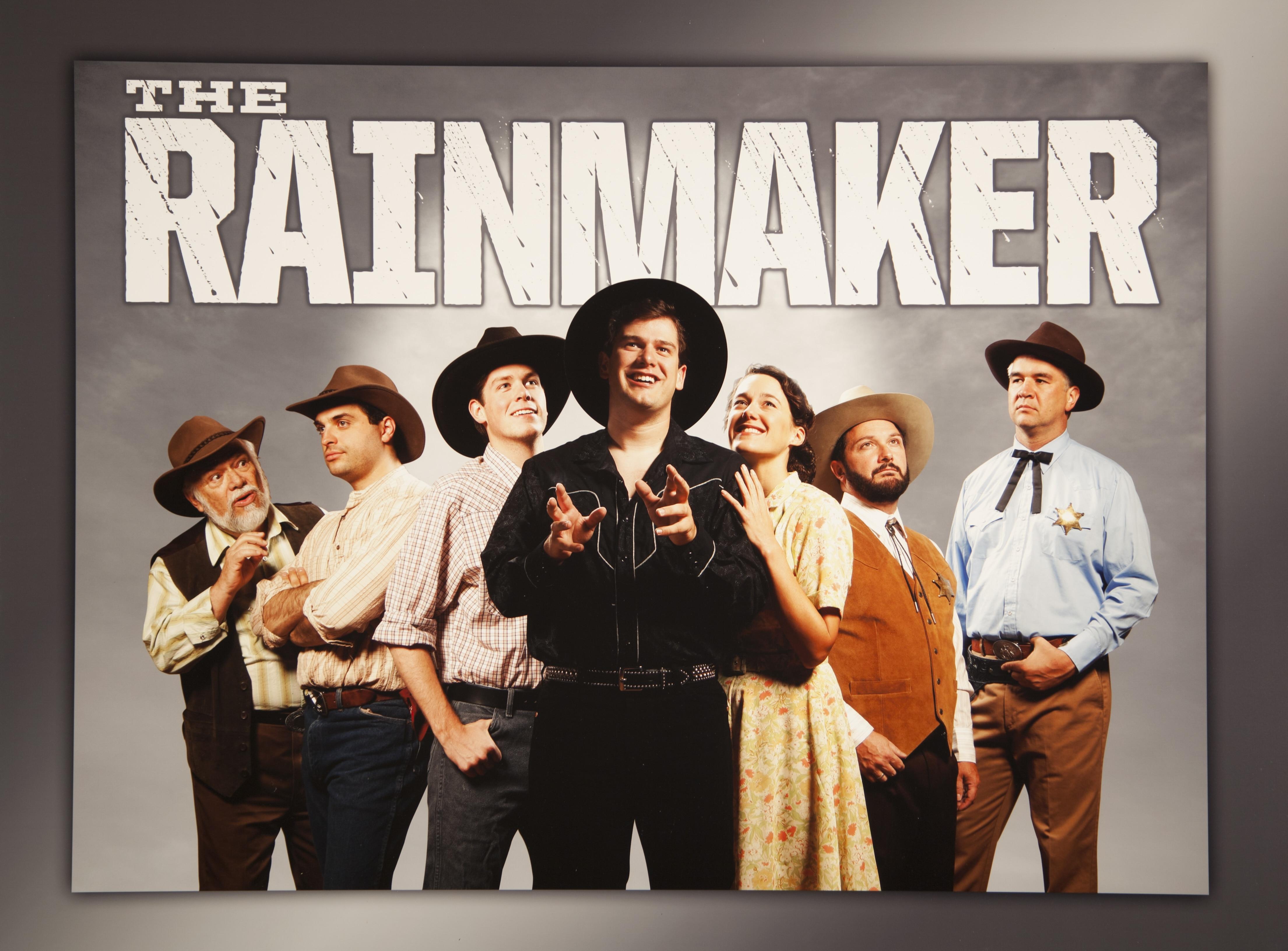 Hale Centre Theatre's 2007 Rainmaker Cast (Me as Noah)