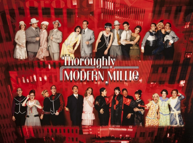 Hale Centre Theatre's 2007 Thoroughly Modern Millie Cast