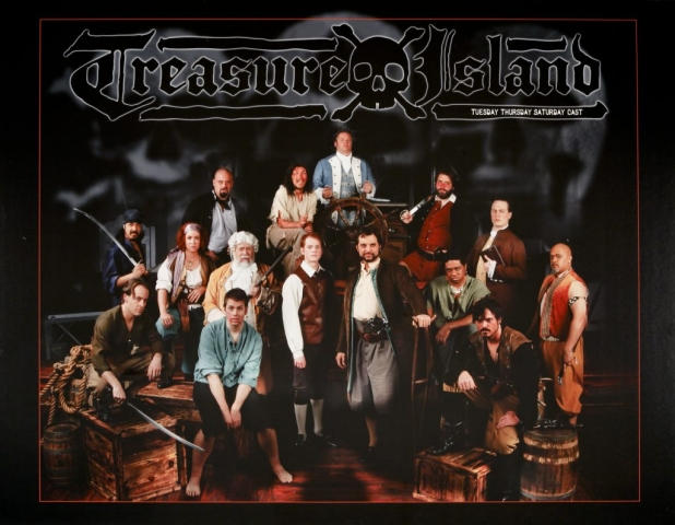 Hale Centre Theatre's 2009 Treasure Island Cast
