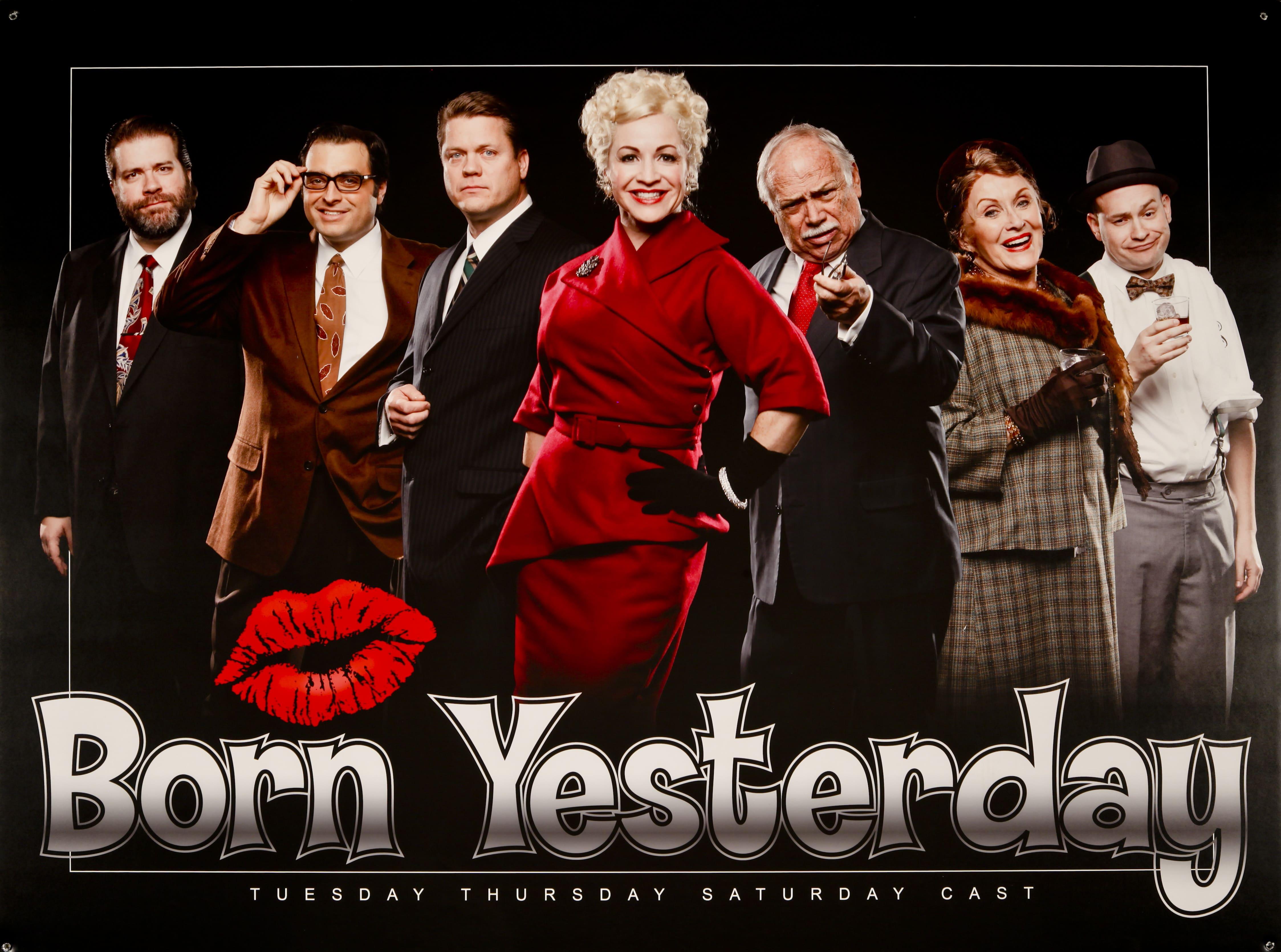 Hale Centre Theatre's 2011 Born Yesterday Cast